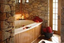{dream} BATHROOMS / We all dream of having a spa-like bathroom. Let's dream together.