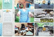 made by me / Scrapbook layouts, Project Life spreads, mini books and other general craftiness by Nicole Reaves