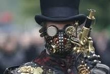 Steampunk Fashion / by Doe Sturek