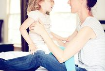 motherhood + parenting