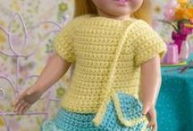 Crochet for Barbie or Dolls / crochet for Barbie and/or Dolls / by Christina Budd