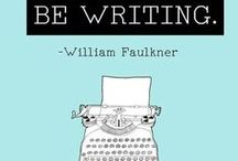 •Writing•