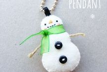 Frosty the Snowman... / Snowman crafts, foods... perfect for holidays / by Christina Budd