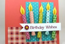 Card Making: Birthday / by ymknight