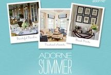 #adorneSummer / Summer isn't just a season. It's a lifestyle! We want to see how everyone's favorite season plays into your sense of design. Simply show us a photo with #adornesummer that encapsulates summer design for you. One Grand Prize Winner will receive $500 worth of adorne products. http://www.legrand.us/adornesummer / by Legrand