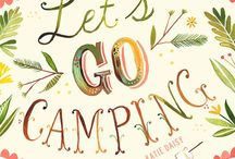 For my campsite / by Cattywampus Quilter