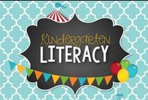 Kinder Literacy / Guided Reading, Literacy Tubs, and Reading Activities for Kindergarten