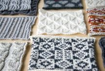 Inspirational knitting and crochet projects
