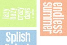 Printables: Labels & Other Printables / Labels and other printables / by Christina Budd