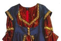 Teagan's Banquet Dress for Curious Pastimes