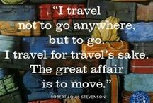 Let's Go! / Travel, adventures and road-schooling opportunities.