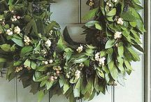 Wreaths / by TheOldHen.com