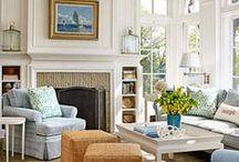beautiful homes / by Linda Winfrey