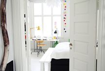 Childrens rooms..
