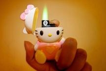 Hello Kitty Mania! / by Cadischa Lampe