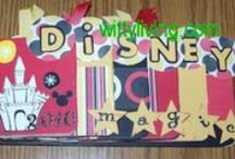 "The Mickey Scrap Club / ""If you can dream it, you can do it.""  Walt Disney