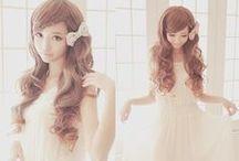 She Walks In Beauty / Hair & beauty. / by Miss Luxi