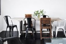 interiors | dining / by Ashdown & Bee