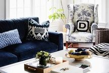 interiors | lounge / by Ashdown & Bee