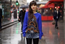 Street Style & Fashion / More street style outfits here-Mas outfits de street style: https://www.facebook.com/Iwantpretty