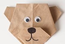 DIY kids / Nice and easy crafty activities to do with your children. www.koelstra.com / by Koelstra