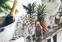 events | food + drink / by Ashdown & Bee