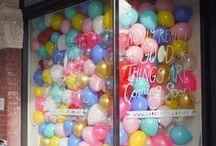 signs  |   shopfront / by Ashdown & Bee