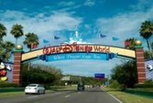 Destination Disney / by Jennifer Rader