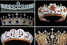 Crowns / Tiaras / by Nadine Hupp