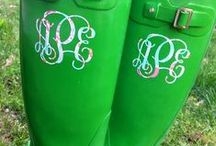 Monogrammed Class / by Kaylee Ann Smith