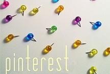 everything PINTEREST / by Nadine Hupp