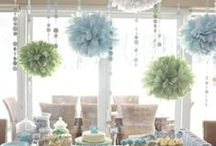 Baby Shower Ideas...not for me obvi / by It Starts With Coffee
