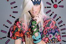 Fashion Editorials / by Sabine Mueller
