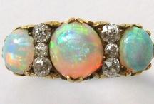 Opals / My birthstone  / by Nadine Hupp