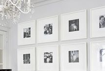 DIY/Picture Frames & Picture Walls