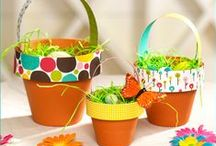 394.23  Hoppy EASTER...Baskets & Gifts / by Julia Crouch
