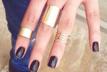 Beauty: Accessories/Rings / Rings and accessories for the hands. / by New Nostalgia | Amy Bowman