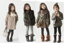 Beauty: Kids Fashion / It is too much fun to dress kids! / by New Nostalgia/Amy Bowman