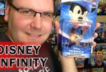 Disney Infinity Videos / Disney Infinity Gameplay & Trailers / by COIN-OP TV