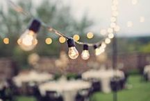 events | lighting / by Ashdown & Bee