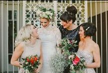 wedding  |  the maids / by Ashdown & Bee
