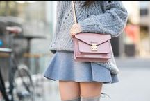 Mode / Fashion inspiration. / by Miss Luxi