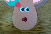 Christmas Arts and Crafts / Fun ideas for Christmas
