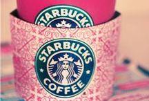 I love Starbucks / Starbucks Starbucks Starbucks / by Jen Seidel