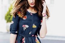 Fa Fa Fa Fa Fashion / A selection of my favourite designs / by Amanda Cathro