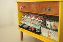 Furniture Revamp / by Amanda Cathro