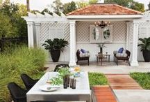 Outdoors: Patio, Deck & Backyard / by House & Home