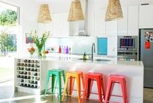 Kitchens / by Amanda Cathro
