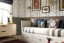 Cute Kids' Rooms / by House & Home