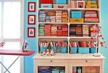 Craft Room / by Amanda Cathro